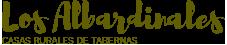 Casas Rurales Los Abardinales en Tabernas (Almería)