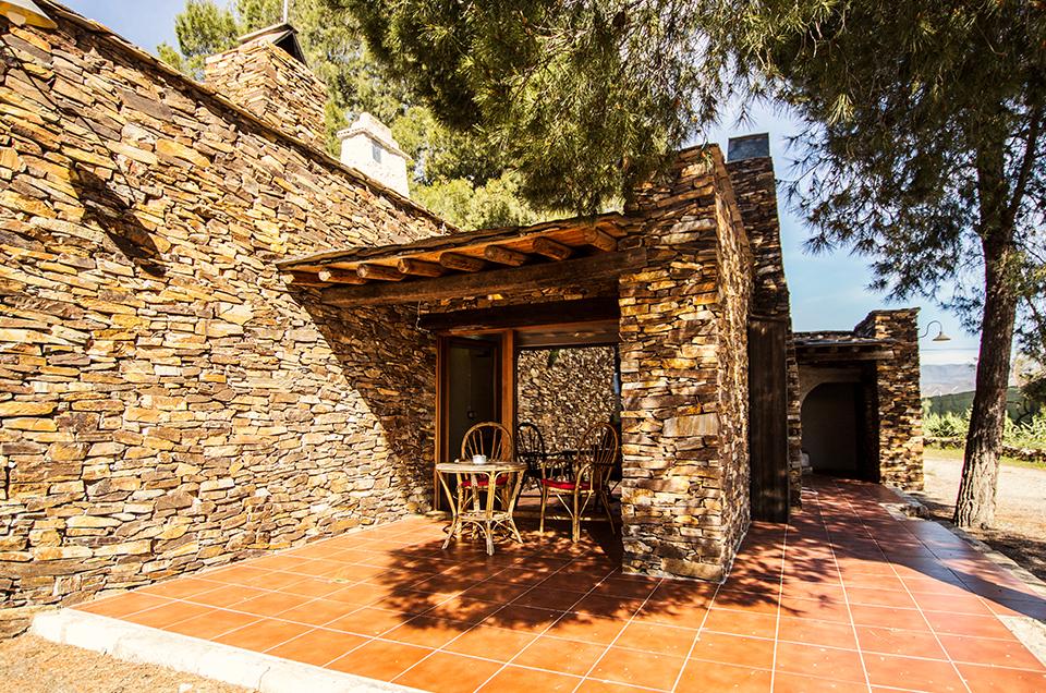 Casa Rural Blanqueta Casas Rurales Los Abardinales En