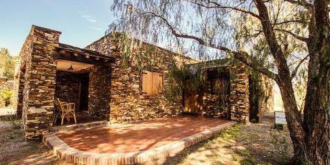 Casas rurales los abardinales en tabernas almer a for Decoracion de casas rurales con encanto